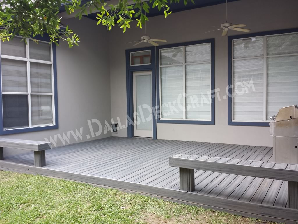 Wood Deck Vs Composite Deck Which Is Better Dallas