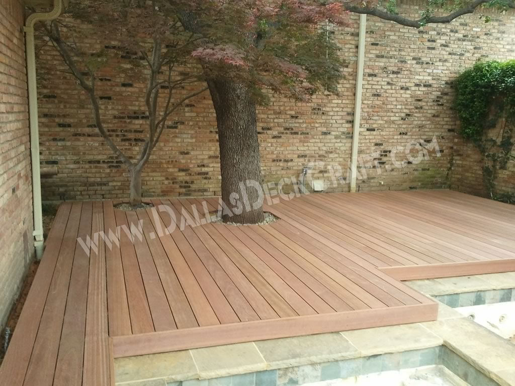 When to stain pressure treated wood - Abaco Decking