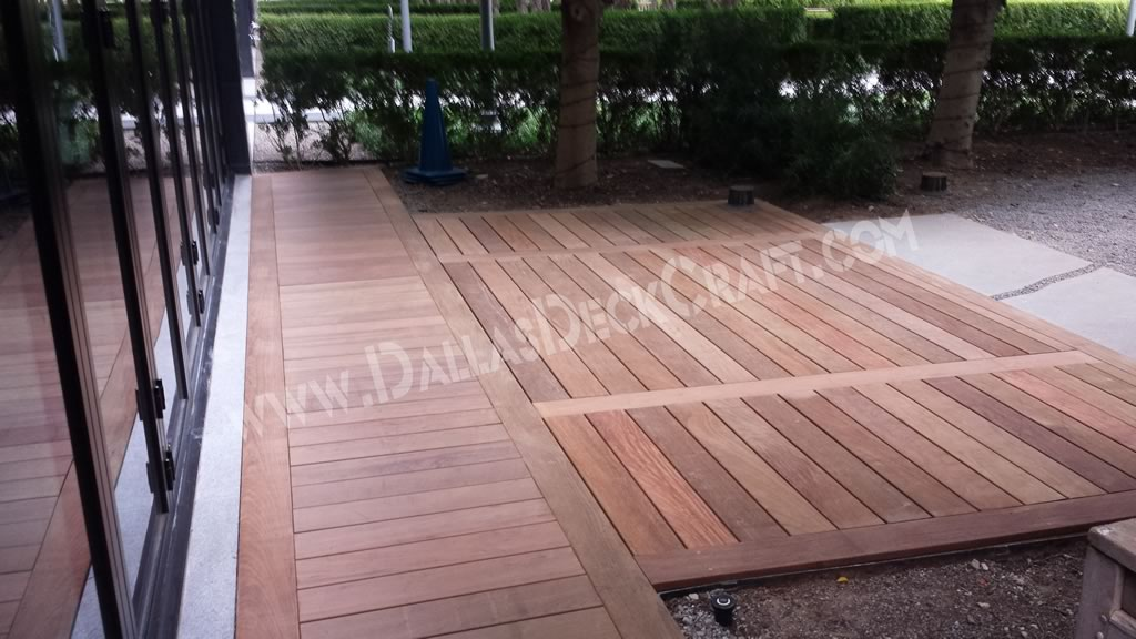 Deck Commercial Ipe Rolex International