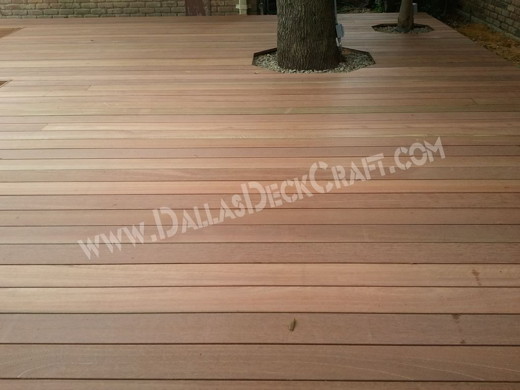 Deck Patio Hardwood