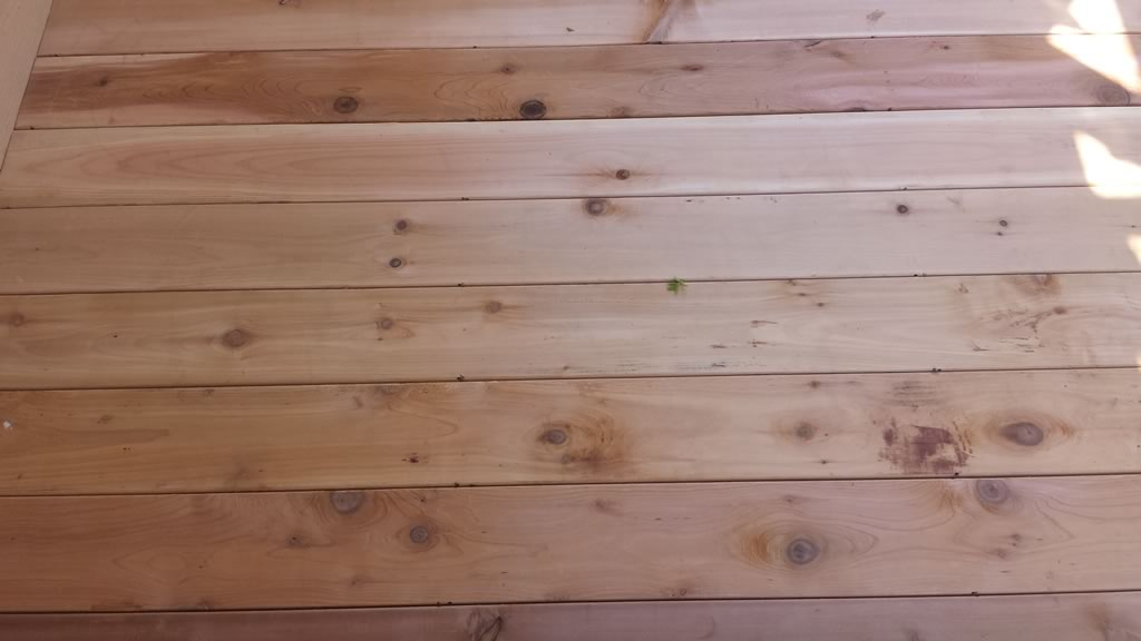 Material Wood Cedar