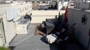 Rooftop Composite Deck